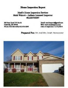 Real Estate Agent Bloomington - Pre-listing Inspections 1