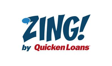 Zing! by Quicken Loans Logo