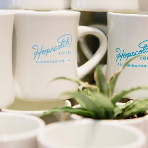 REAL Real Estate Today Deb Tomaro - At Home in Bloomington - Episode 2 Hopscotch Coffee