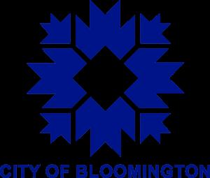 City of Bloomington logo