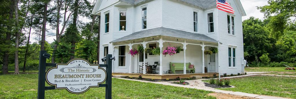 Deb Tomaro - REAL Real Estate Today - At Home in Bloomington - Episode 50 - The Beaumont House Exterior