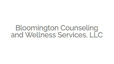 Bloomington Counseling and Wellness Services, LLC