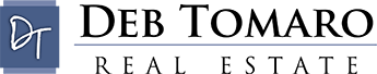 Deb Tomaro Real Estate - logo v1